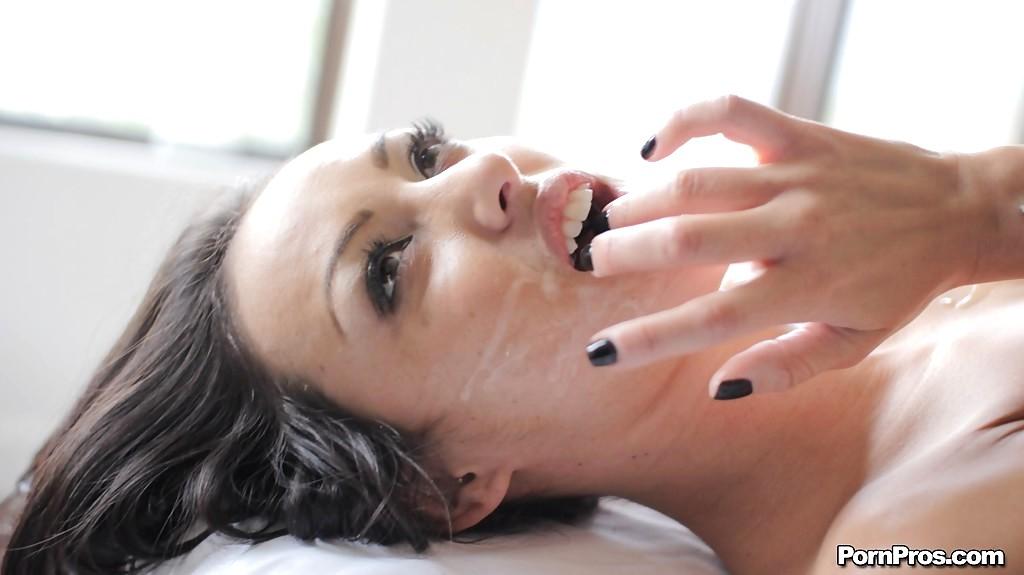Impressive oral cumshot clips have removed