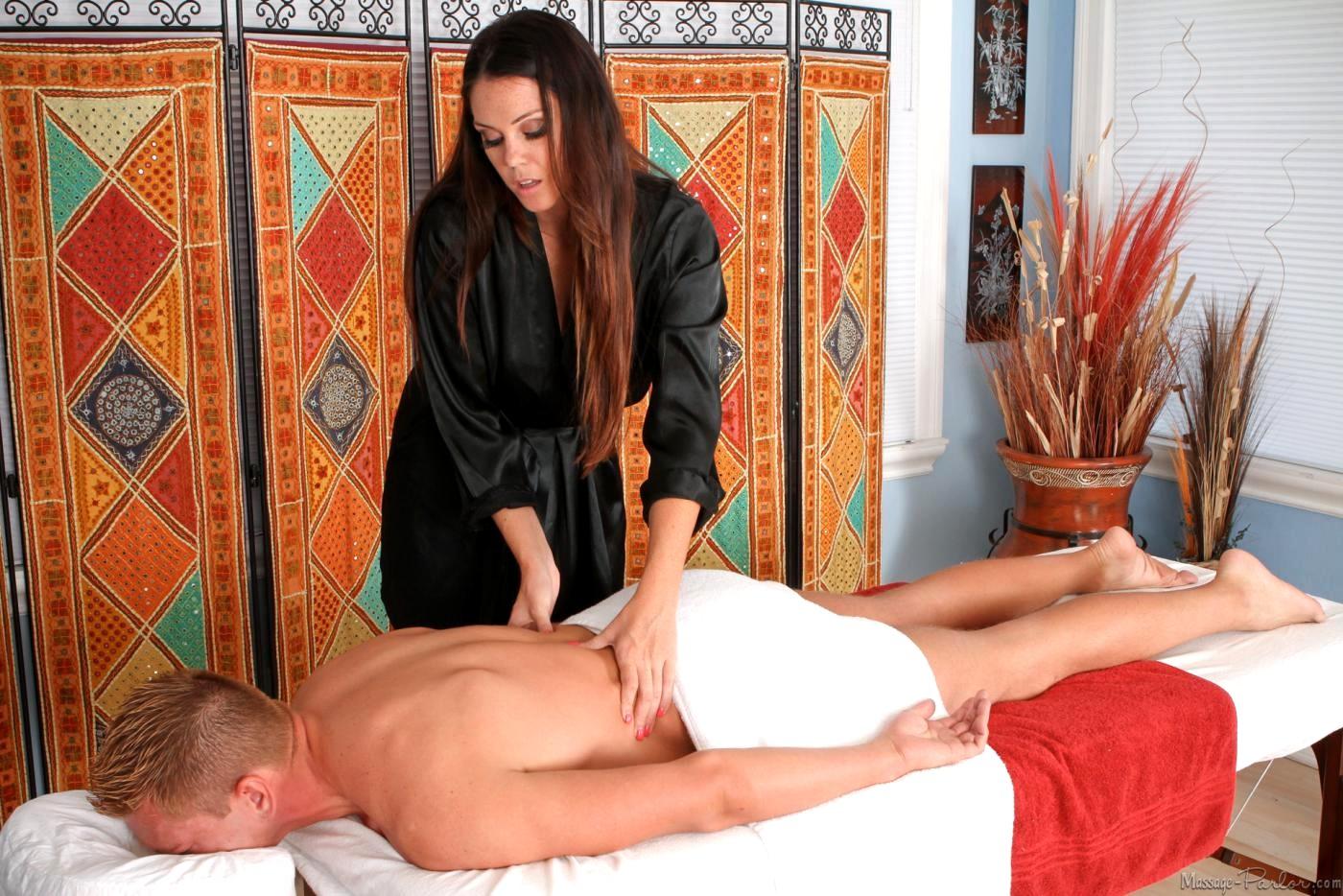 Alison tyler massage