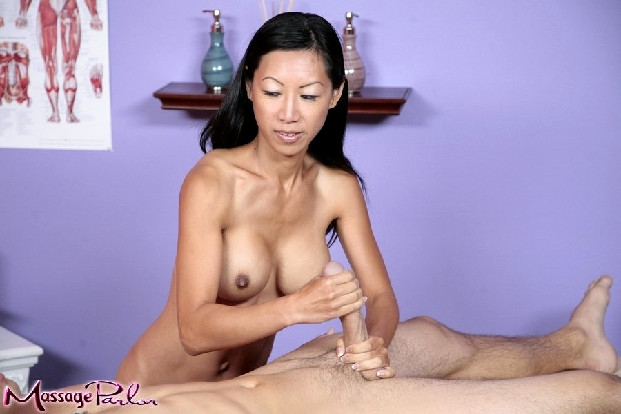 Asian massage parlor hj assplay 2 happy ending - 3 part 10