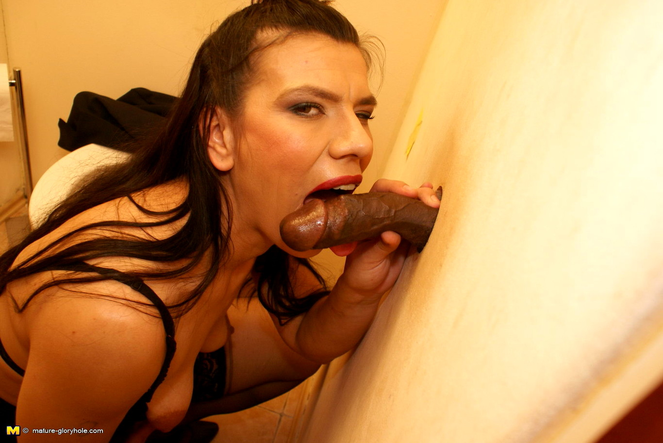 Glory Hole Mature 3
