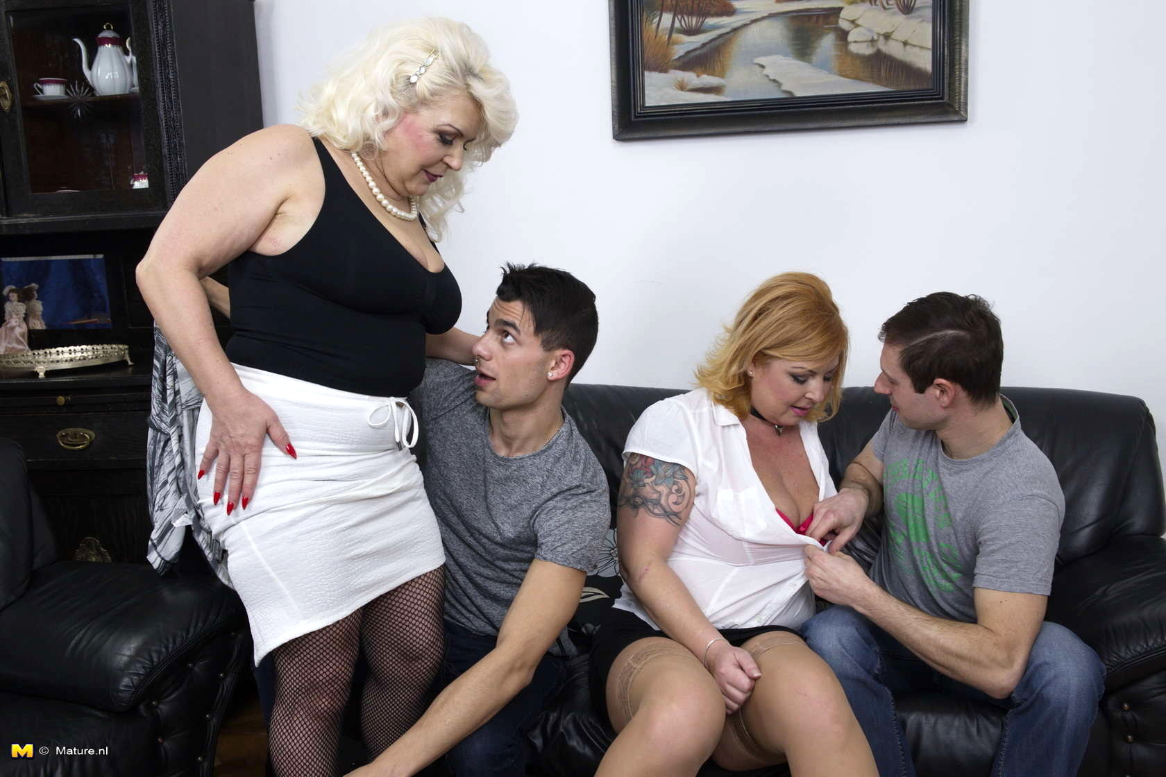 Mature breast porn-3496