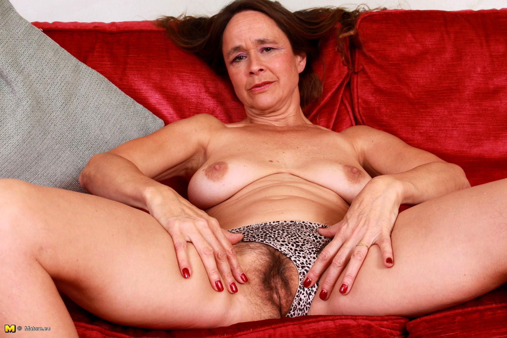 46 years tina happy with my toy - 3 part 2