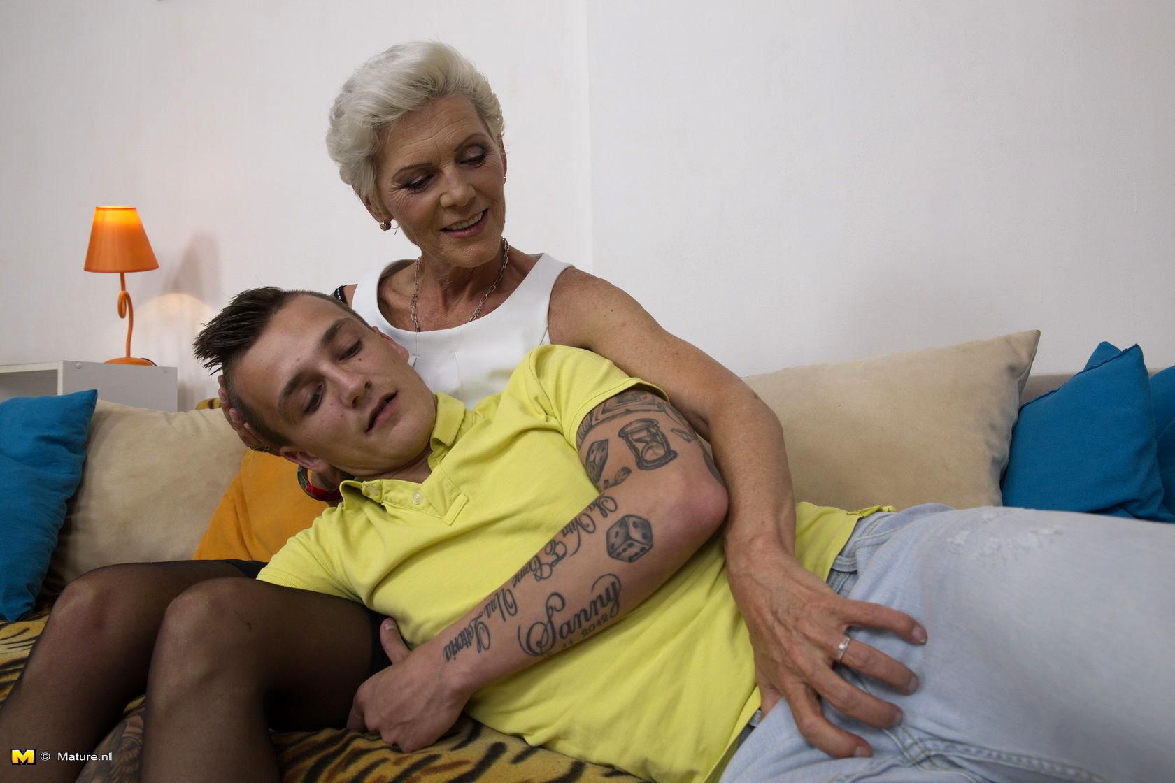 Thaimassage drammen hot older women