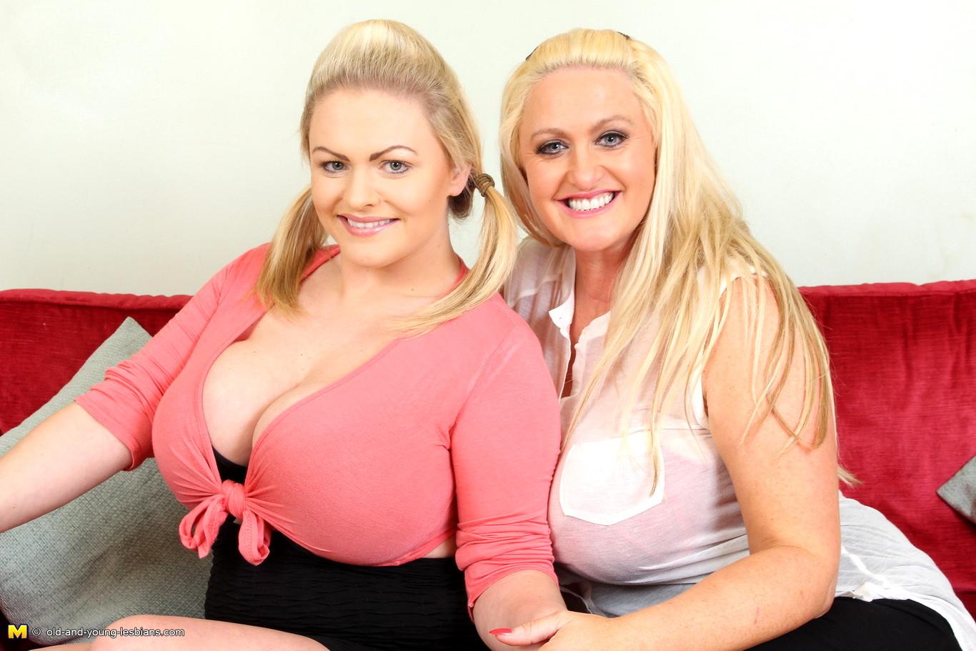 Old British Lesbian Porn
