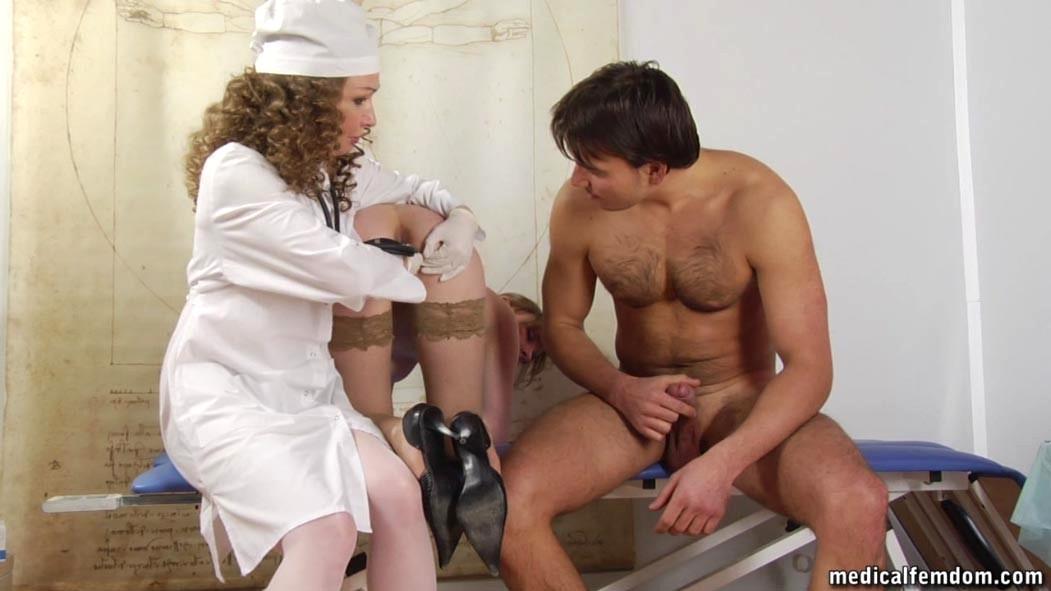 Medical Femdom Femdom Nurse Handjob After Face
