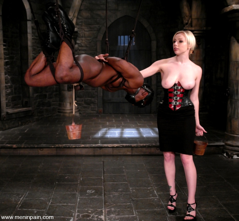 Shayla stylez bondage video