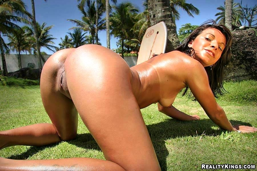 Shaved Pussy Sexy Ass Rebecca Rios Mike In Brazil