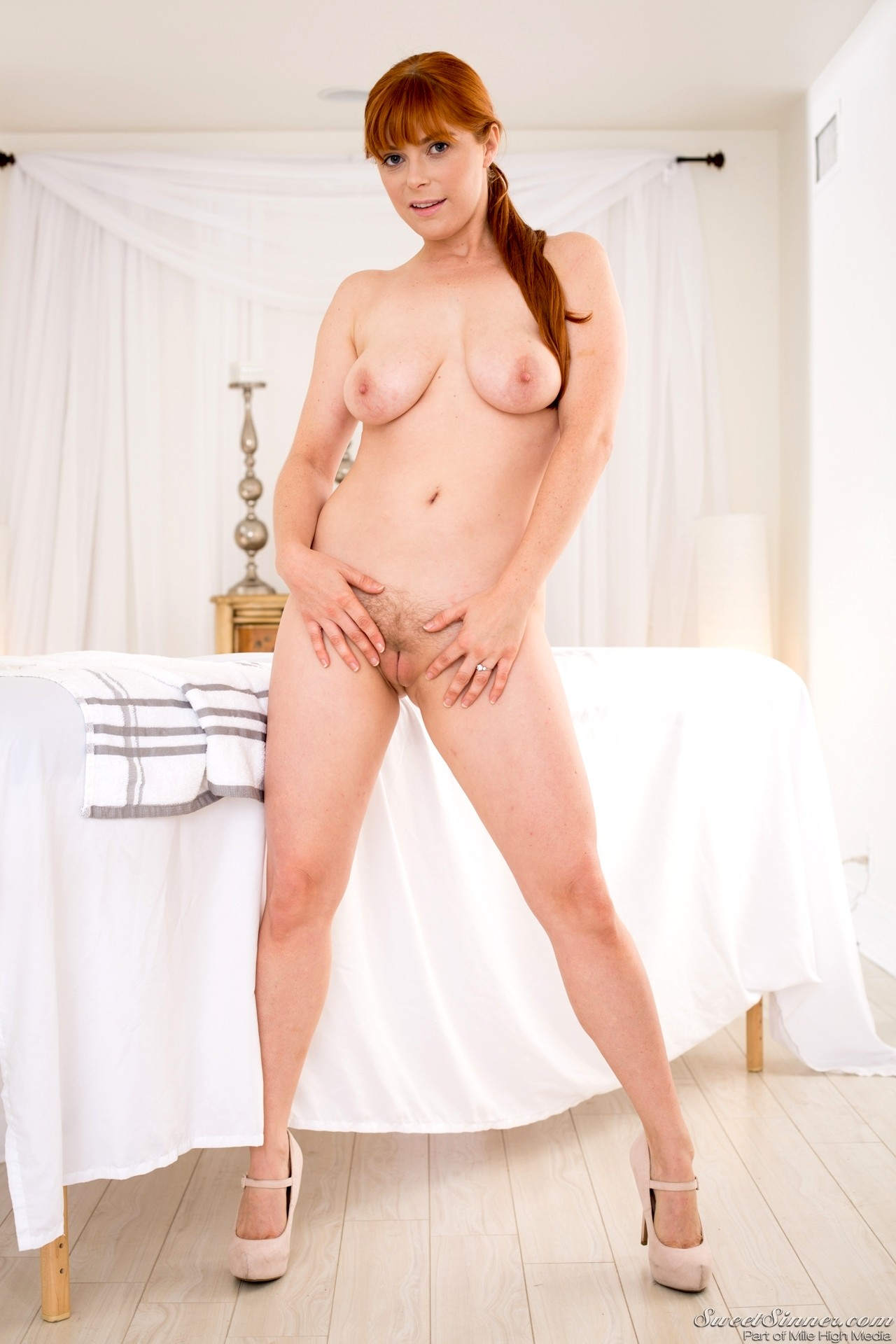 a girl masterbating porn