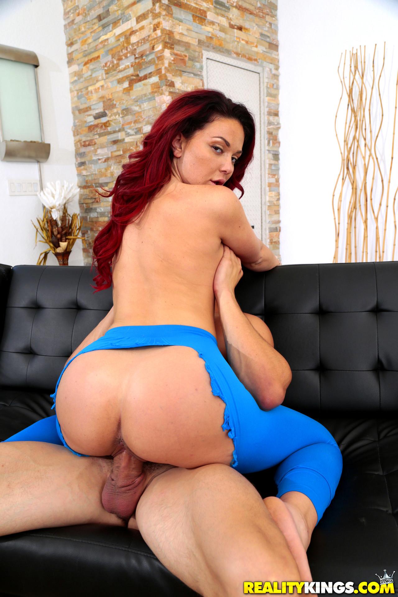 from Dominique hardcore yoga pants porn