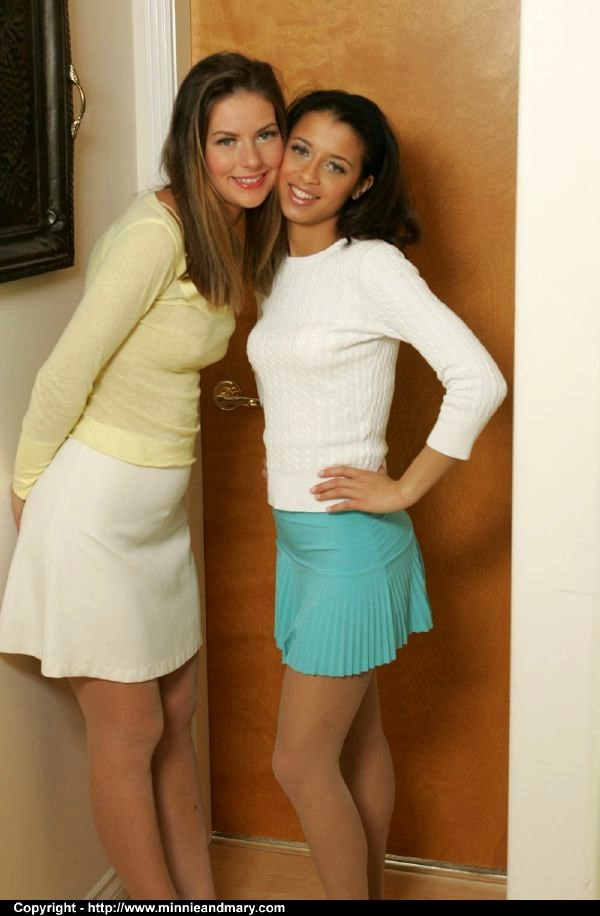 Babe Today Minnie And Mary Minnie Mary Admirable Teen -6947