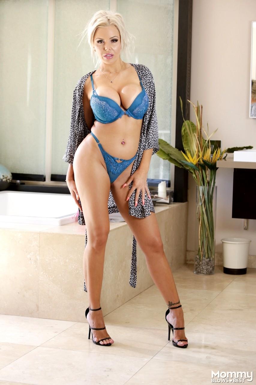 Hot Blonde Lesbians Bikini