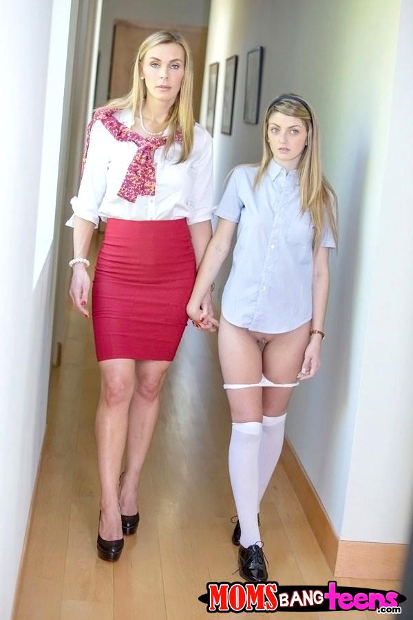 Mom bang teens mobile Mom Bang Teen Tanya Tate Staci Silverstone Saddle Girls