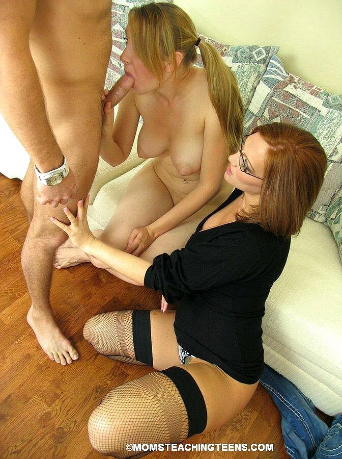 Caught Sniffing Moms Panties