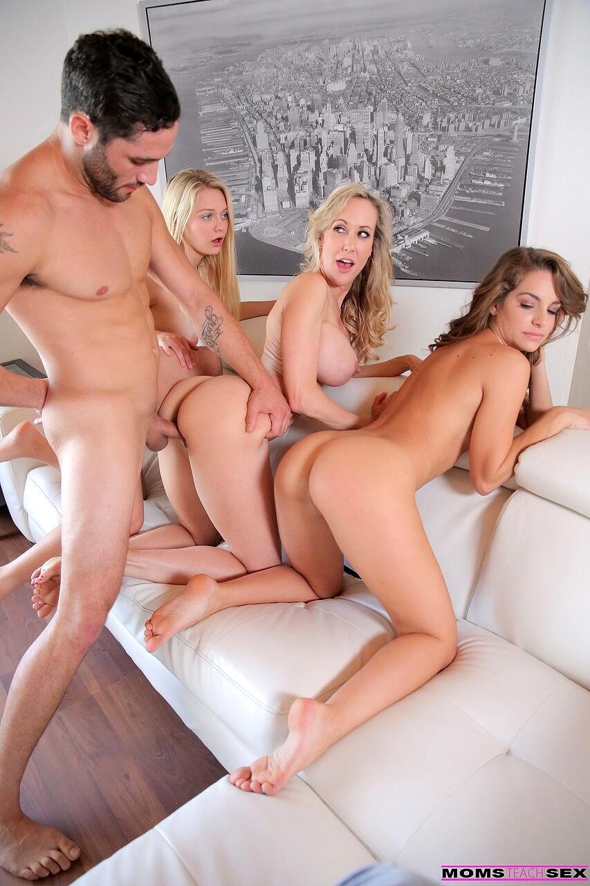 Babe Today Moms Teach Sex Alli Rae Brandi Love Kimmy -8405