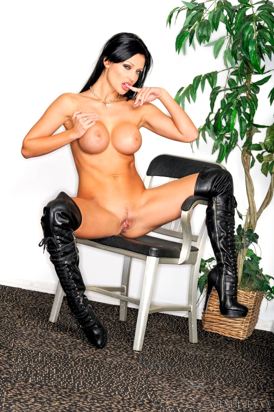 Porn star boots