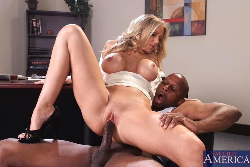 Naughty America Black Porn