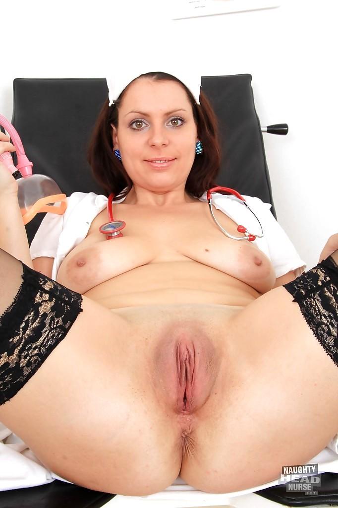 nurse with big floppy tits