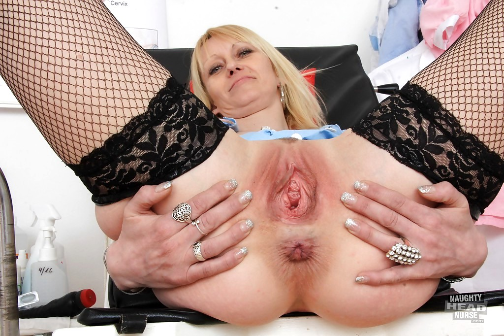 Babe Today Naughty Head Nurse Nelly Instance Access Blonde -3603