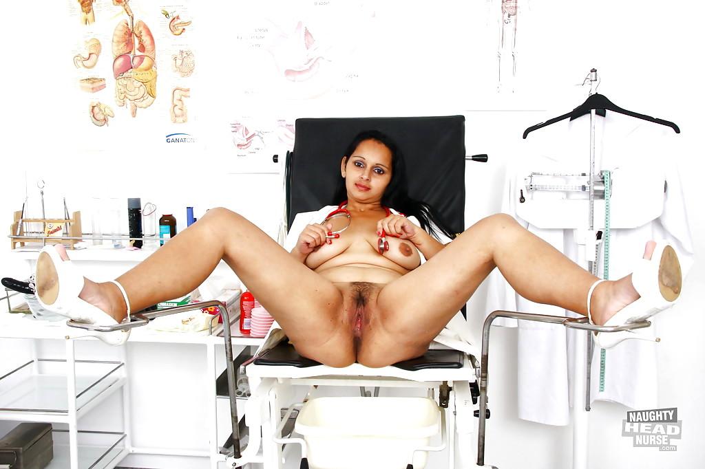black head nurse