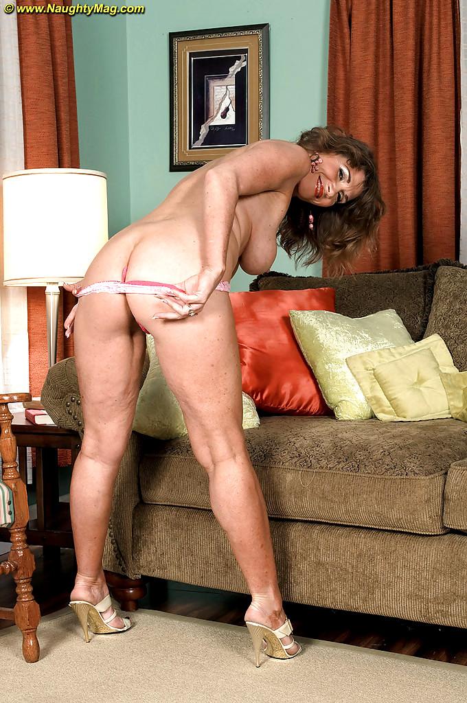 Babe oggi cattivo cattivo Josette Lynn Nuda pelosa Thenude-9157