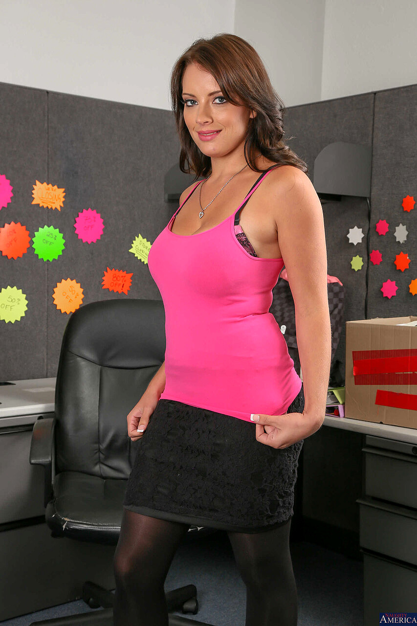 Babe Today Naughty Office Kayla West Mr Pete Babhae