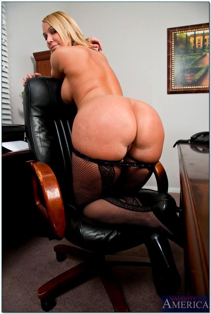 порно фото сочной жопы секретарши
