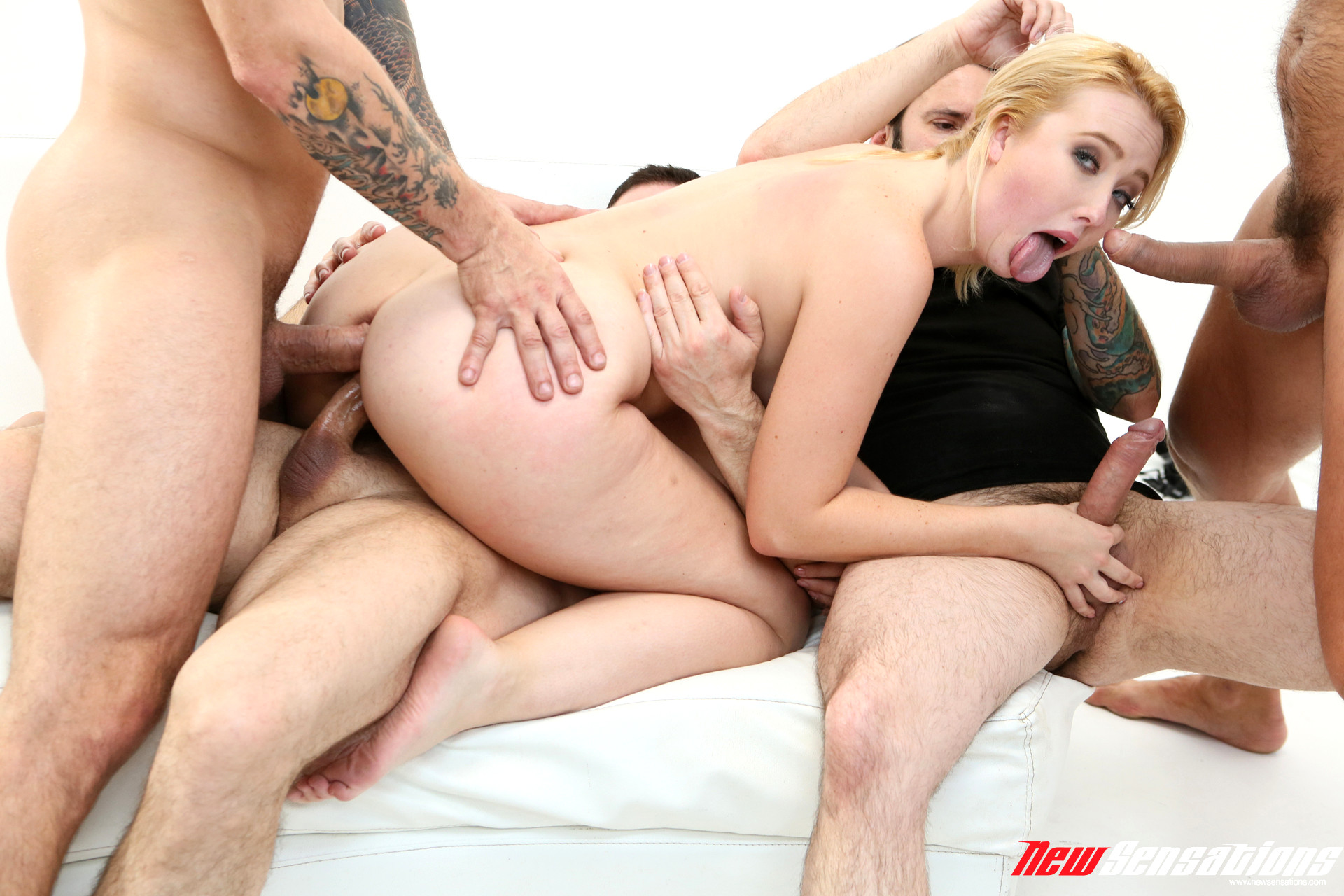 latest gangbang
