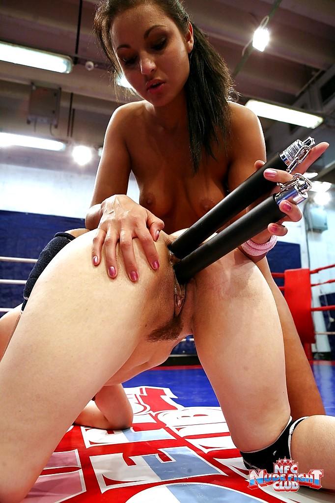 Babe Today Nude Fight Club Nudefightclub Model Greatest -5329