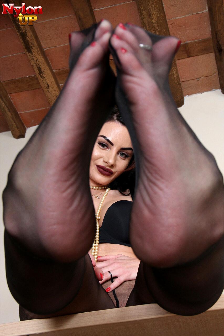 Nylon Goddess Porn