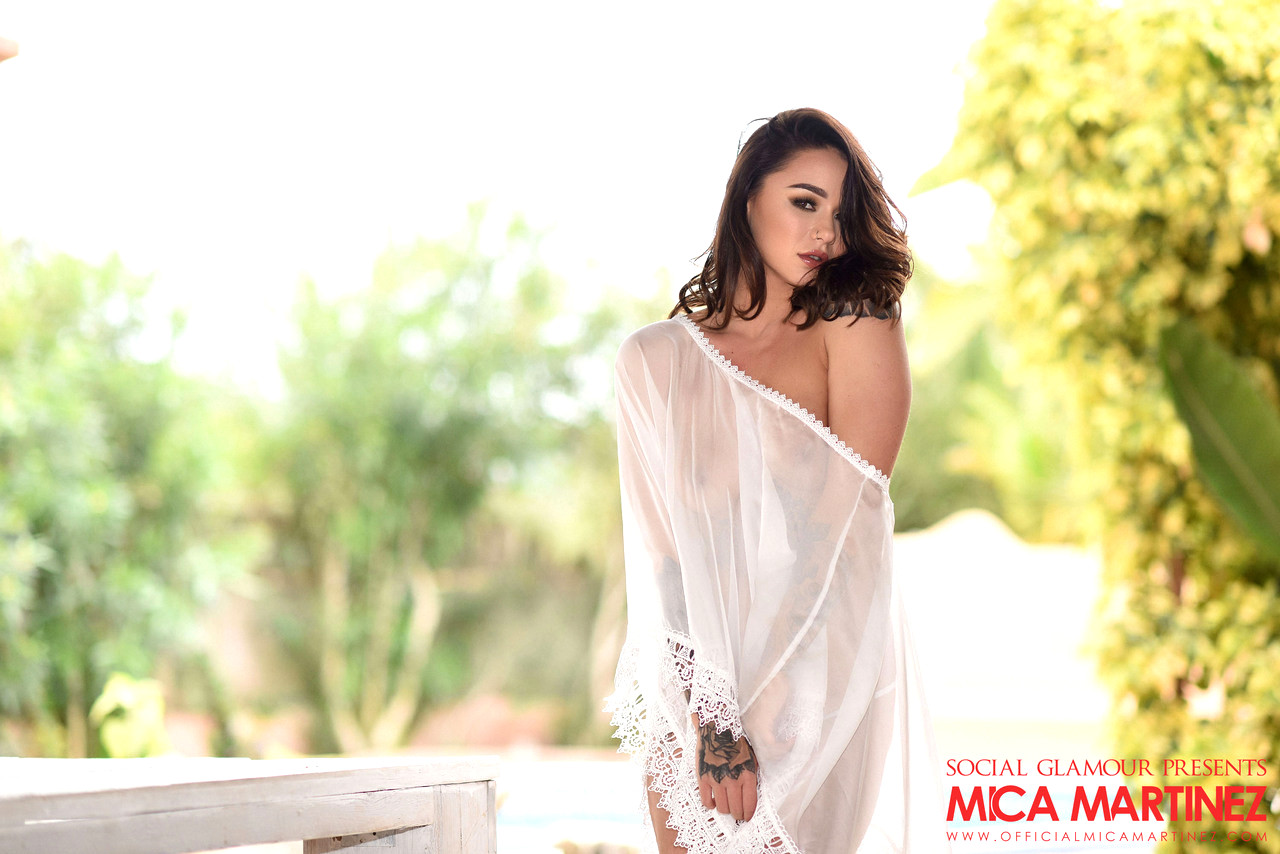 Hot. mica martinez wish could