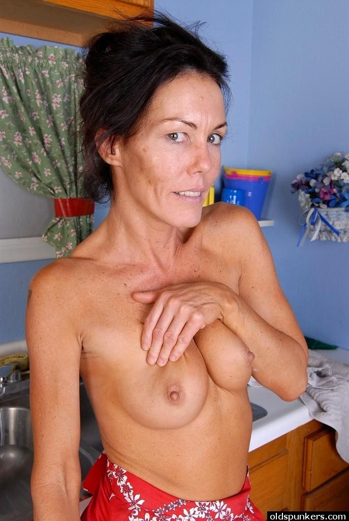 Mature Kitchen Sex Tube