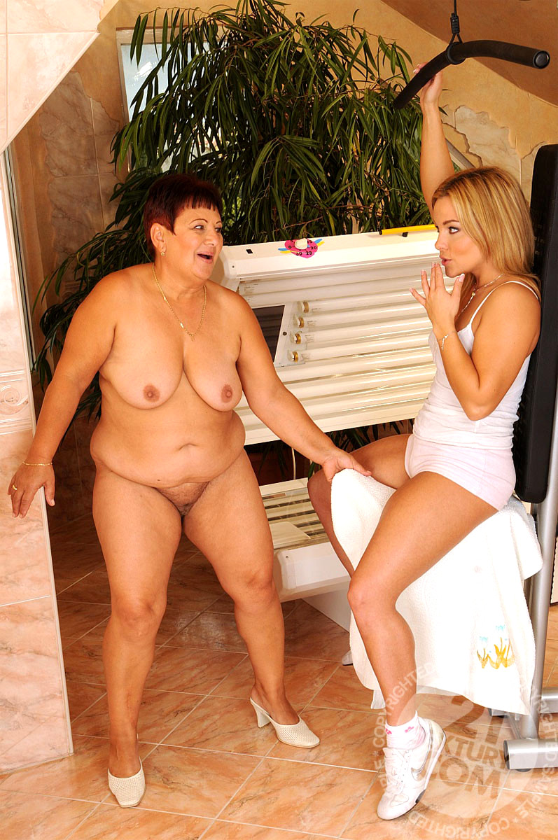 Babe Today Old Young Lesbian Love Salome Sunday Chubby Old -2525