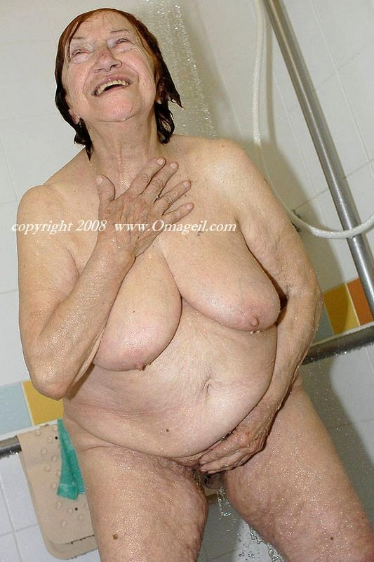 Oma geil porno