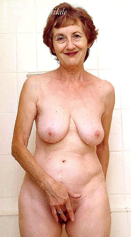 Granny Tits Porn