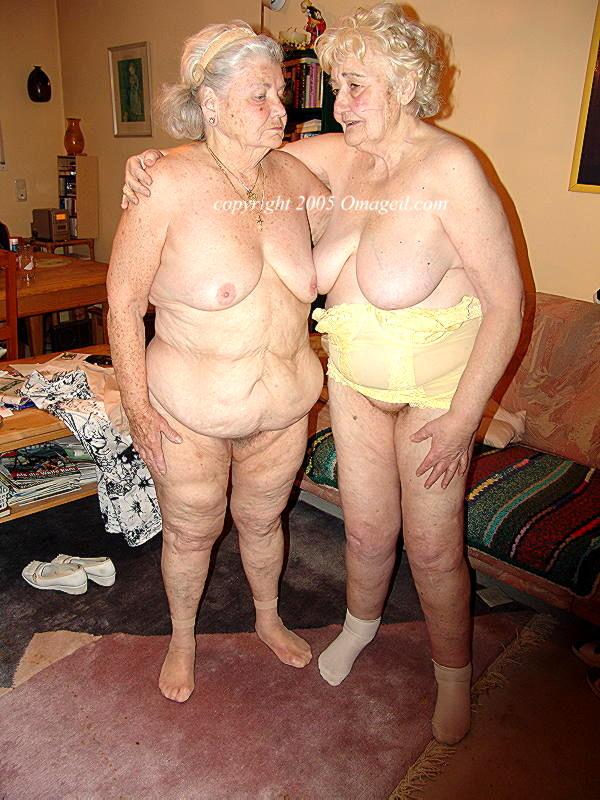 Mature Granny Lesbian Porn