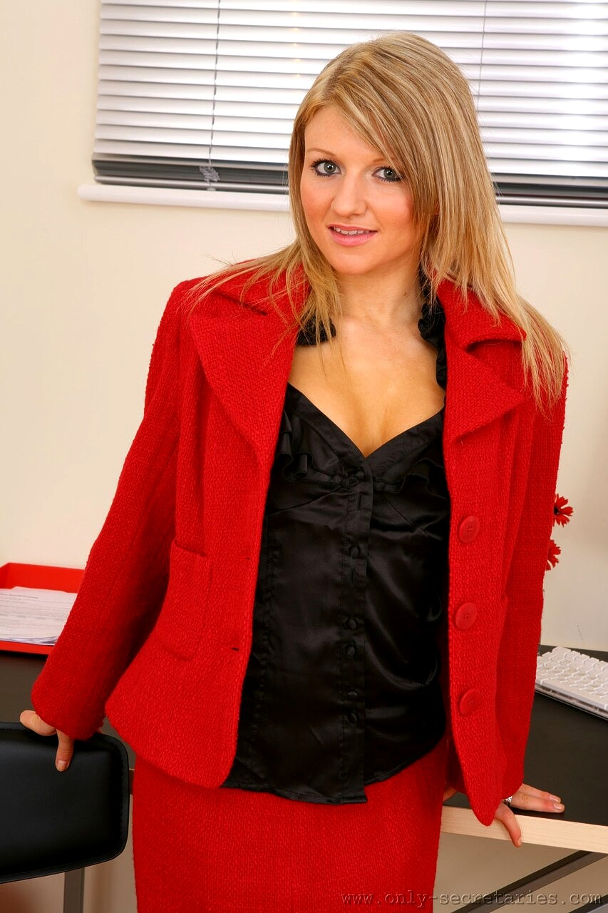 Babe Today Only Secretaries Liana Lace Name Uniform