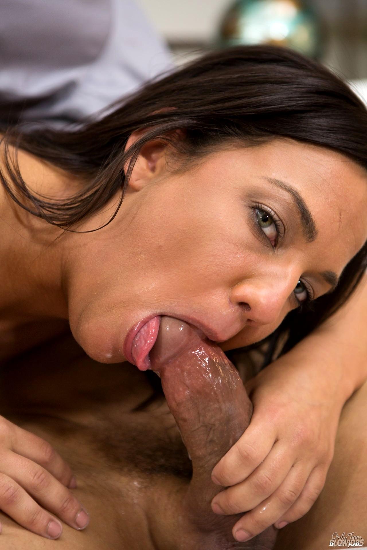 Babe Today Only Teen Blowjobs Amara Romani Virgin Blowjob -3419
