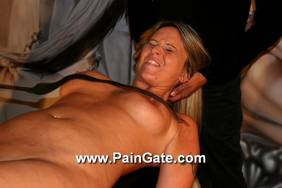 Babe Today Pain Gate Paingate Model Advanced Whipping Bdsm -4387