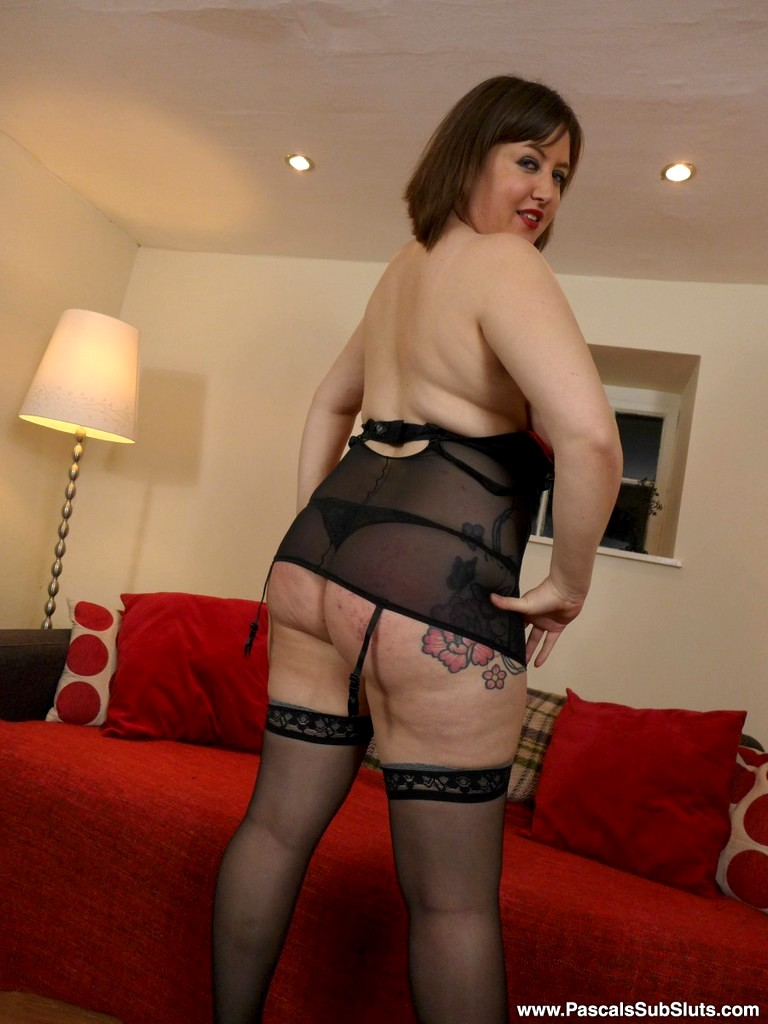 Laura louise is a chubby slut who loves to be fucked roughly