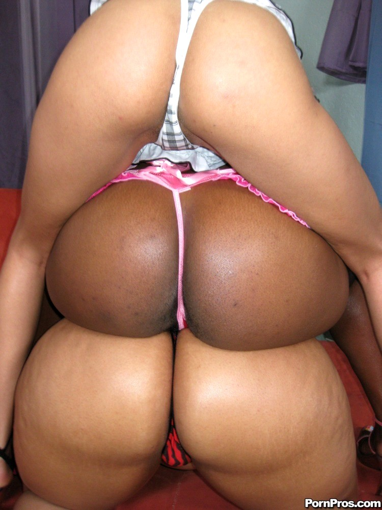 Bad taste huge big black asses