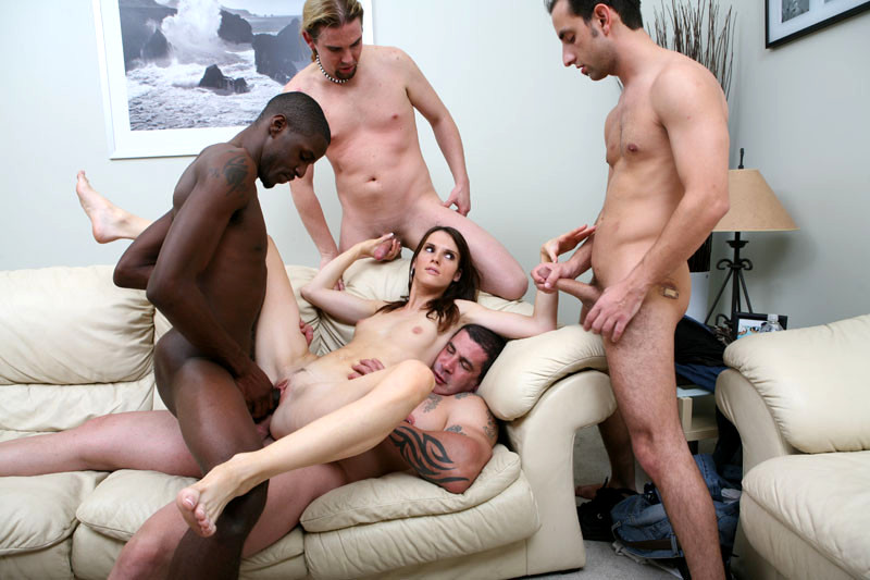 Jennifer dark interracial anal