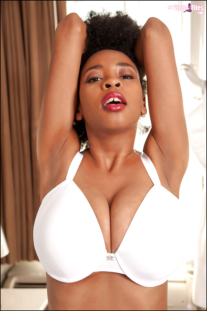 Babe Today Pinup Files Julie Anderson Anonymous Ebony Xxx -4059