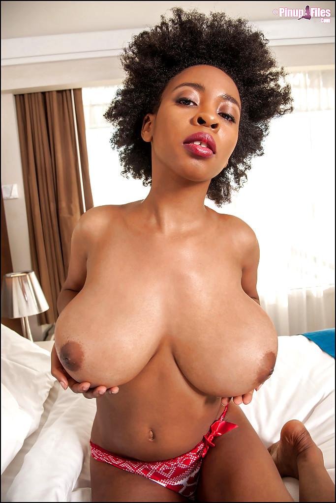 Ebony Breast Porn