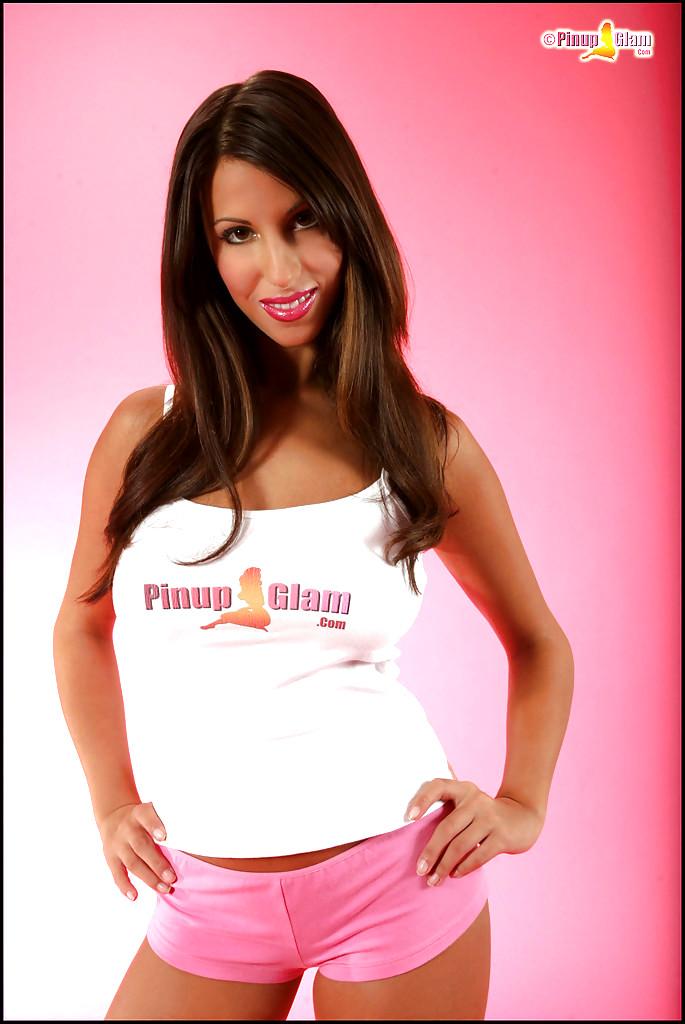 Babe Today Pinup Files Pinupfiles Model Portable Shorts ...