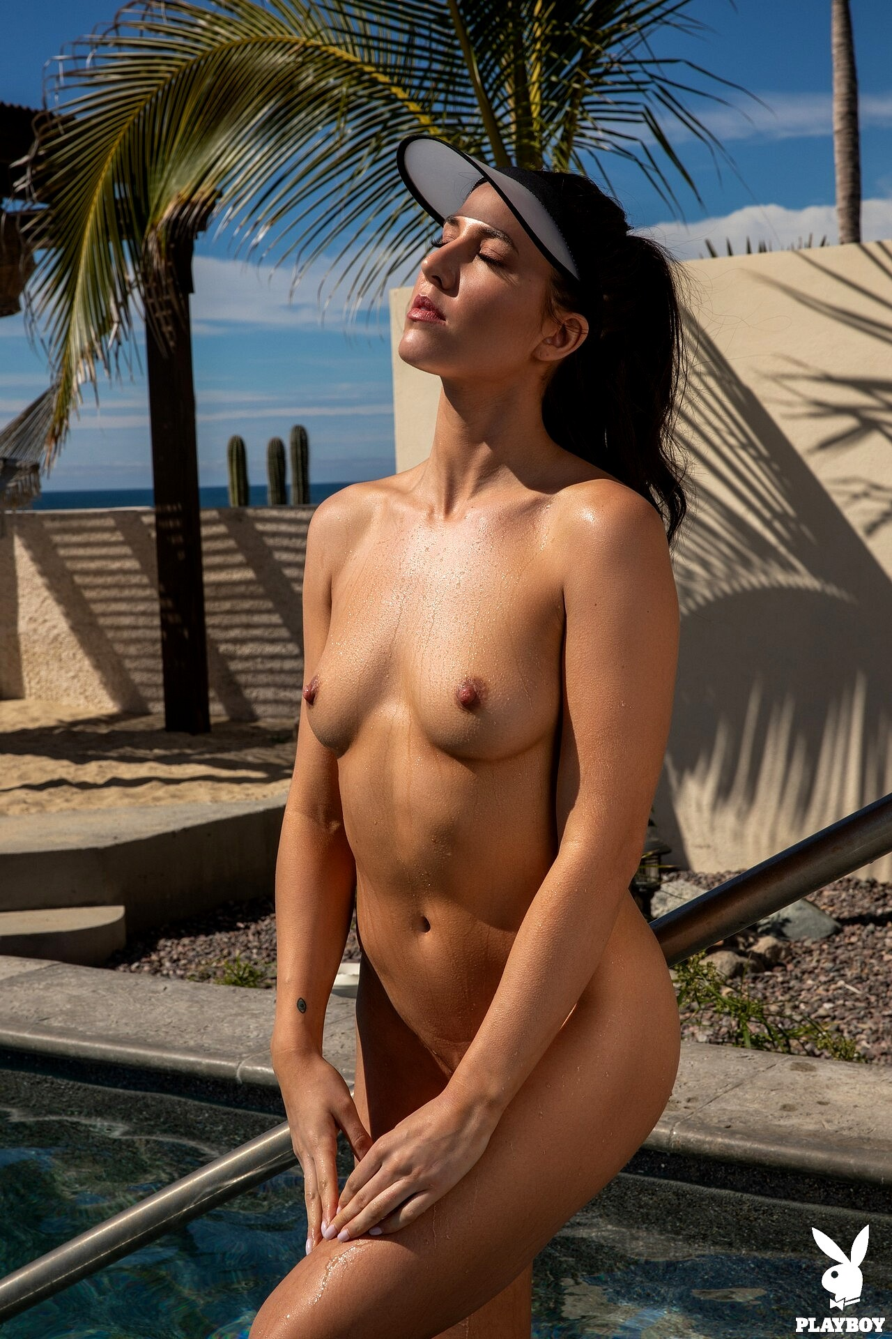 Babe Today Playboy Plus Carmen Nikole Edge Poolside Free Video Porn Pics-1628