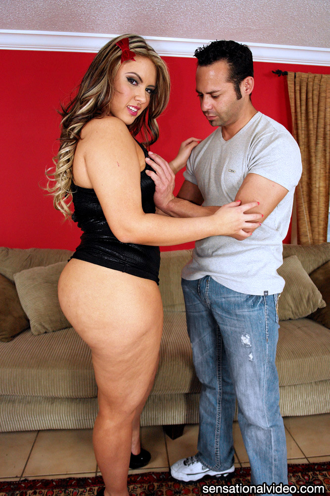 Aber sex ass latina plump put