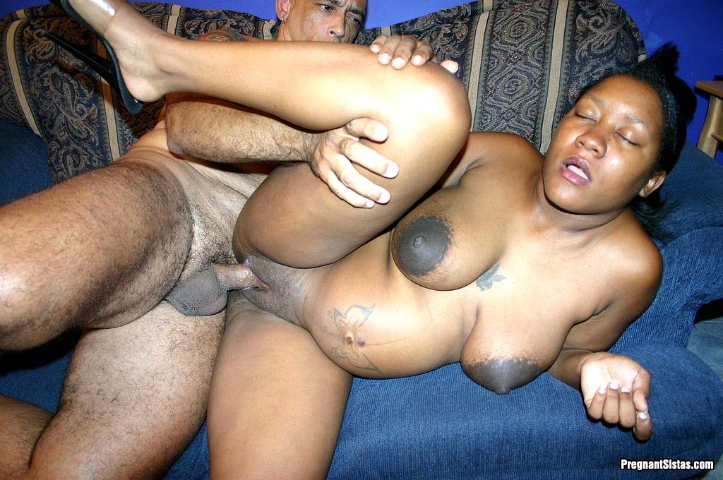 Big Black Pregnant Porn