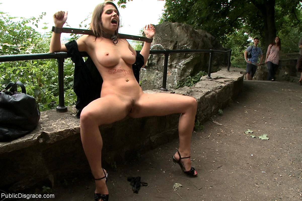 Nude In Public Video Tumblr
