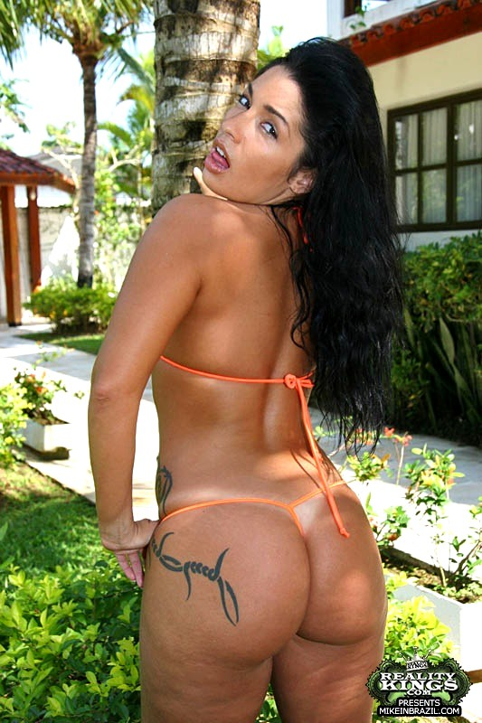 Fat Brazilian Pornstar