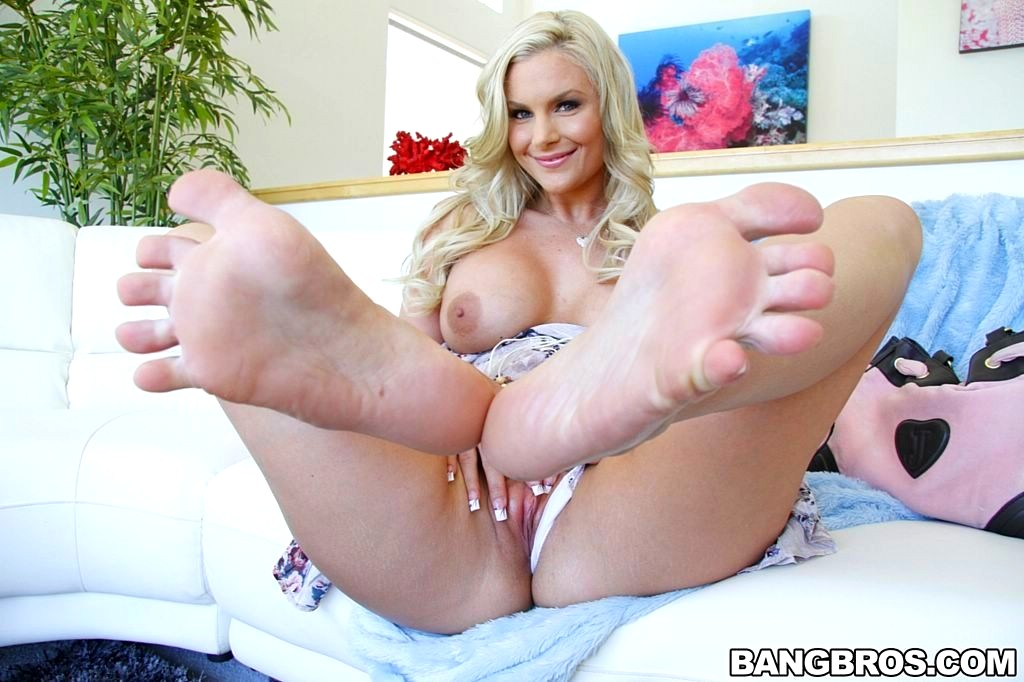 Simply magnificent reality tv foot fetish video consider